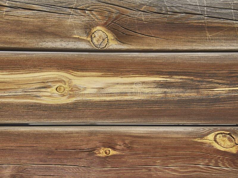 Textura nas placas de madeira envelhecidas pelo tempo e pelas condições meteorológicas fotografia de stock royalty free