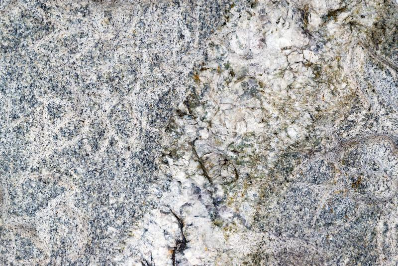 Textura natural crua cinzenta da superfície do granito, fundo abstrato foto de stock royalty free