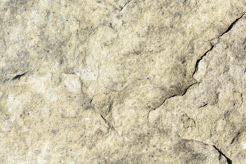 Textura natural de la piedra arenisca amarilla clara foto de archivo
