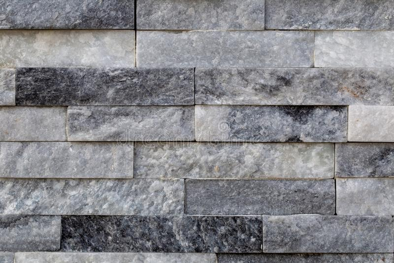 Textura natural dos tijolos da pedra do quartzito para fundos e tampas do projeto foto de stock royalty free