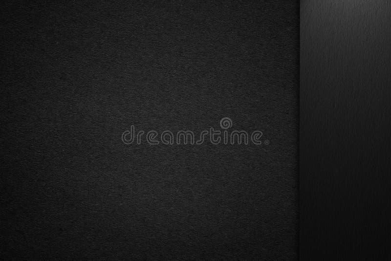 Textura negra fotografía de archivo