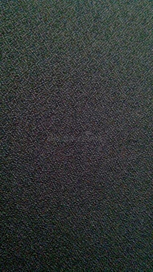 Textura negra de la tela imagen de archivo libre de regalías