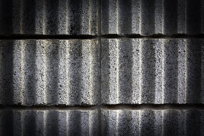 Textura negra del cemento de la pared fotografía de archivo