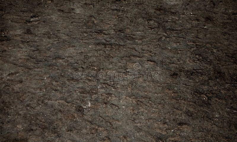 Textura negra del Grunge del fondo concreto del piso para el extracto de la creaci?n imagenes de archivo