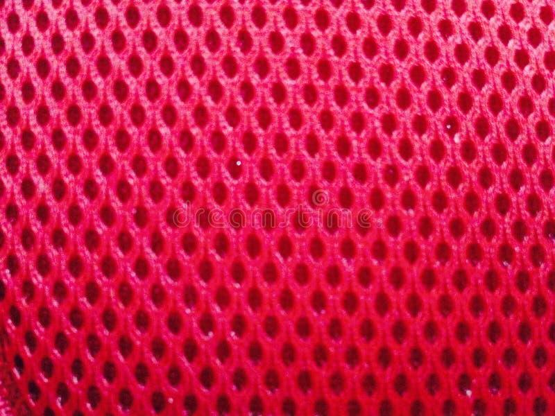 Textura neta roja imagenes de archivo