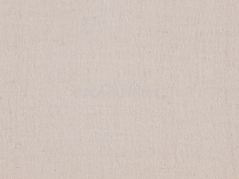 Textura no tratada natural del algodón fotos de archivo