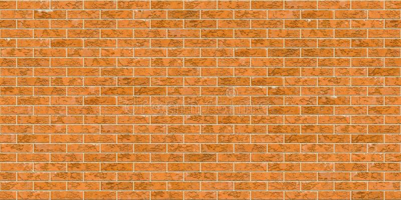 Textura nova da parede de tijolo imagens de stock