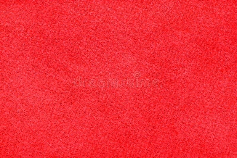 Textura nova do tapete vermelho imagens de stock royalty free
