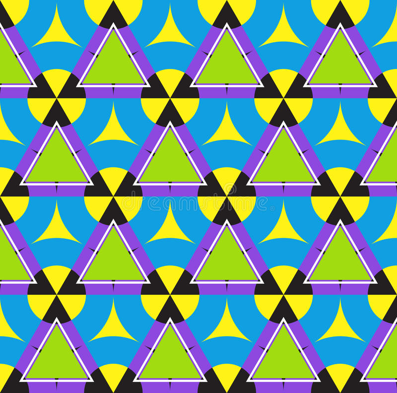 Textura nuclear ilustración del vector