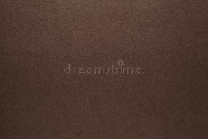 Textura o fondo del extracto de la hoja de la cartulina de Brown imagenes de archivo