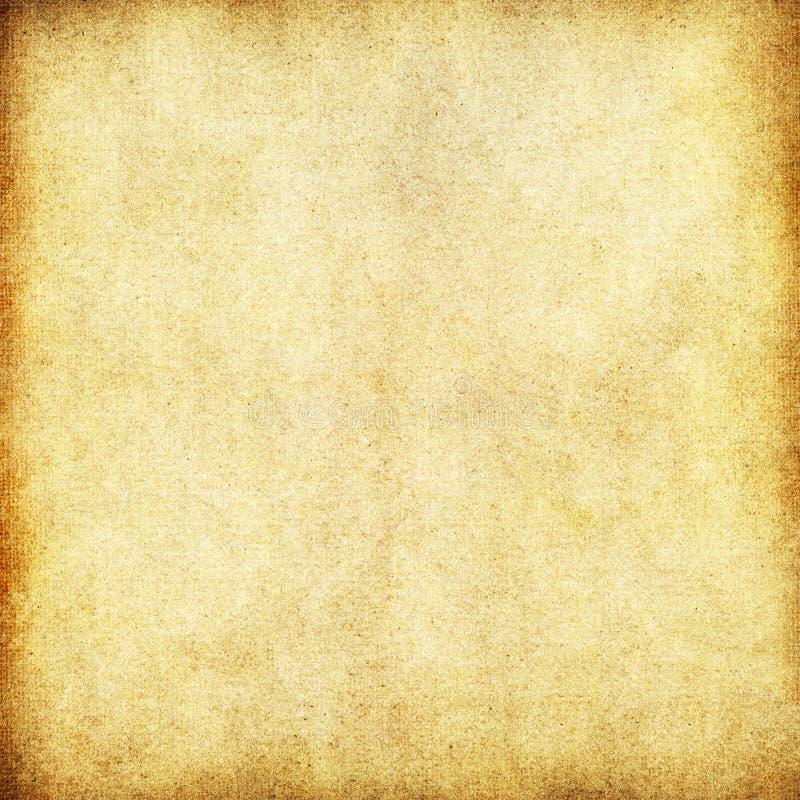 Textura o fondo del papel beige stock de ilustración