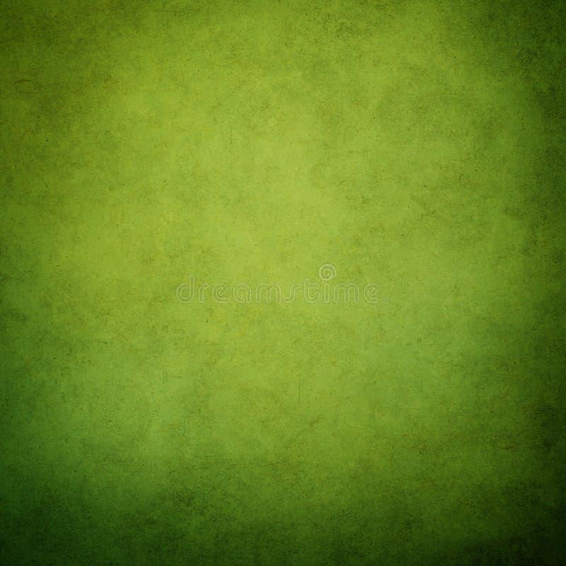 Textura o fondo del verde del Grunge con sucio o el envejecimiento, fotos de archivo
