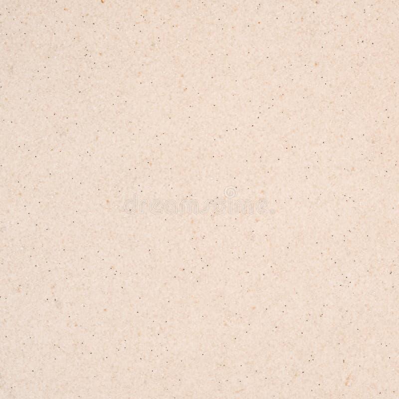 Textura o modelo de cerámica de la teja del gres de la porcelana Beige de piedra foto de archivo libre de regalías