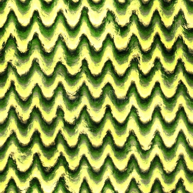 Textura ondulada del grunge inconsútil ilustración del vector