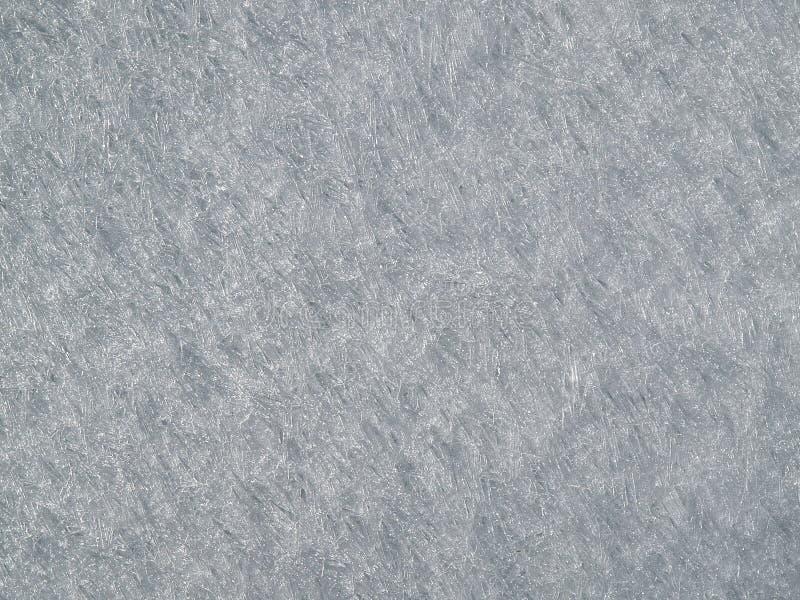 Textura orgânica do gelo fotos de stock royalty free