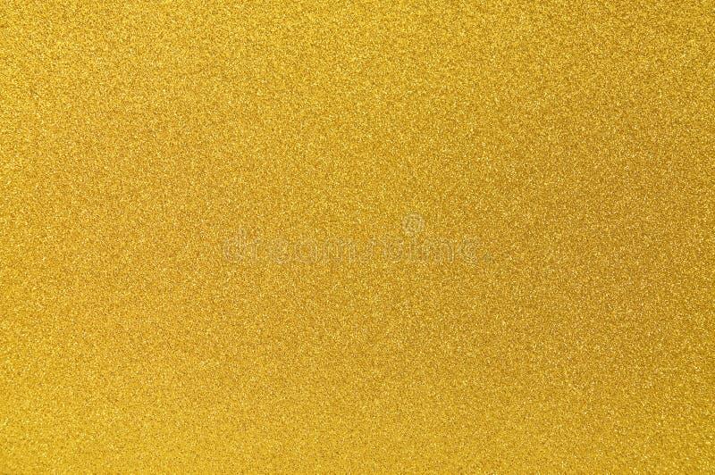 Textura original do ouro imagem de stock royalty free