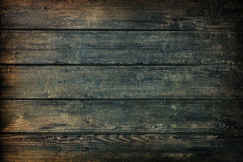Textura ou fundo de madeira escuro do Grunge fotografia de stock royalty free