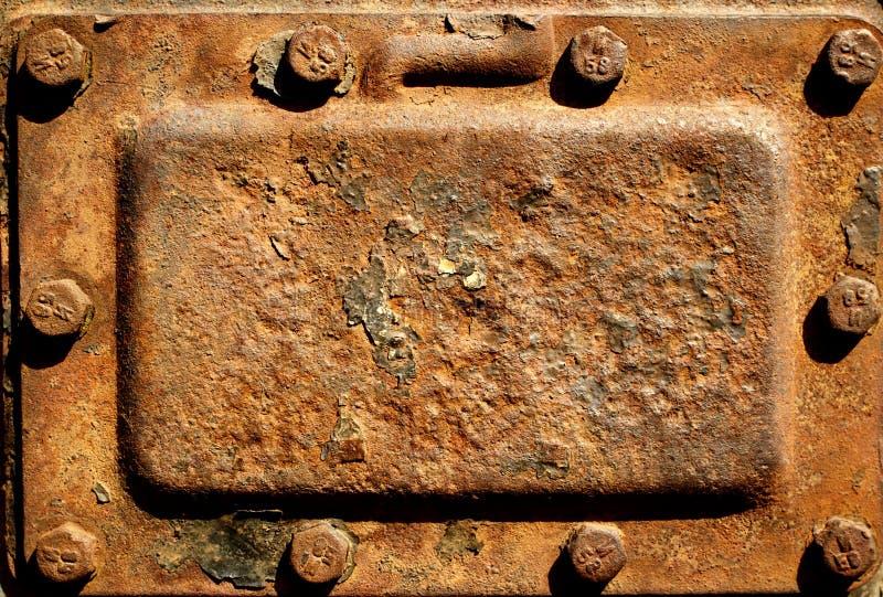 Textura oxidada imagen de archivo libre de regalías