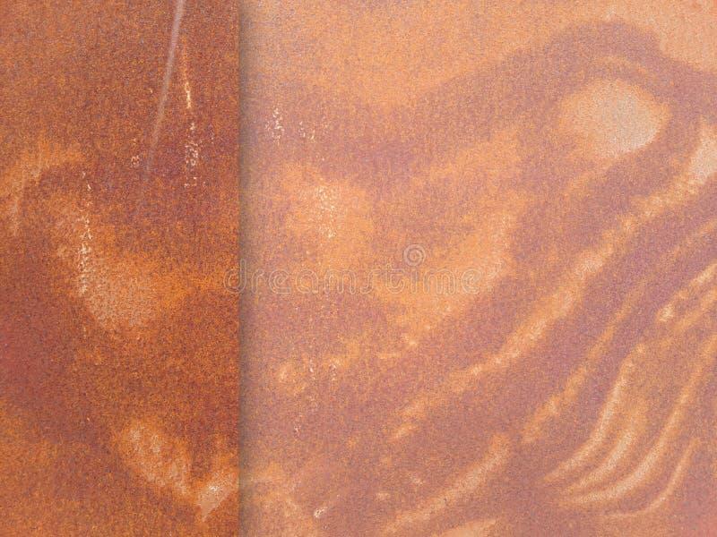 Textura oxidada da parede para o fundo fotos de stock
