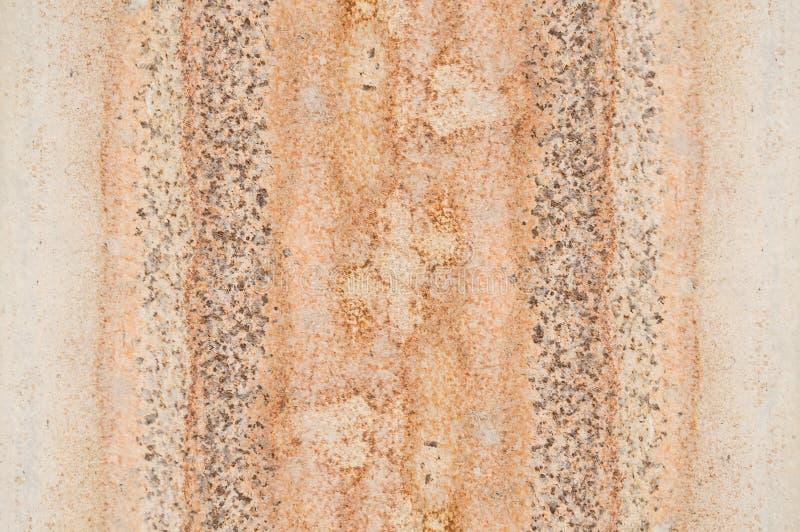 Textura oxidada da parede para o fundo imagem de stock