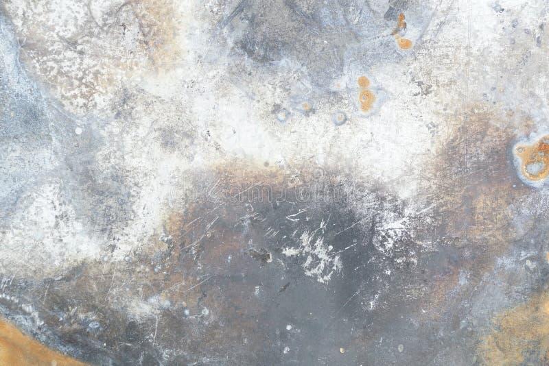 Textura oxidada da parede para o fundo imagem de stock royalty free