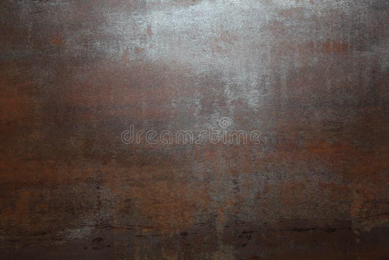 Textura oxidada do grunge fotos de stock