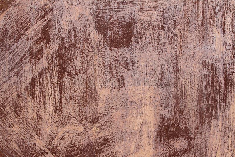 Textura oxidada do metal imagem de stock
