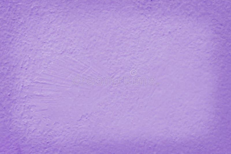 Textura púrpura de la pared del cemento para el trabajo de arte del fondo y del diseño fotografía de archivo