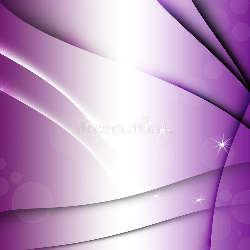 Textura púrpura de la tarjeta postal ilustración del vector