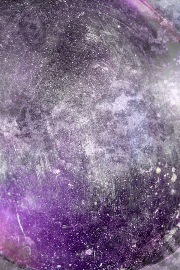 Textura púrpura del metal fotografía de archivo libre de regalías