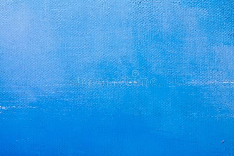 Textura pintada azul imagenes de archivo