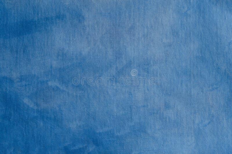 Textura pintada azul del fondo con reflejo nacarado fotos de archivo libres de regalías