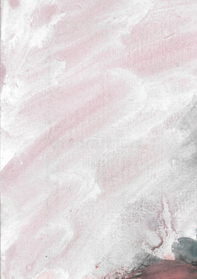 Textura pintada da parede foto de stock