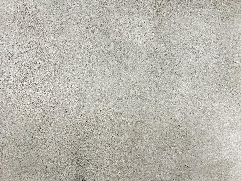 Textura pintada suja da parede como o fundo O fundo concreto rachado da parede do vintage, branco velho pintou a parede Pai lavad fotografia de stock royalty free