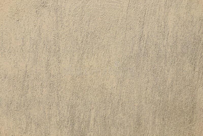 Textura pintada suja da parede como o fundo O fundo concreto rachado da parede do vintage, branco velho pintou a parede Pai lavad foto de stock royalty free