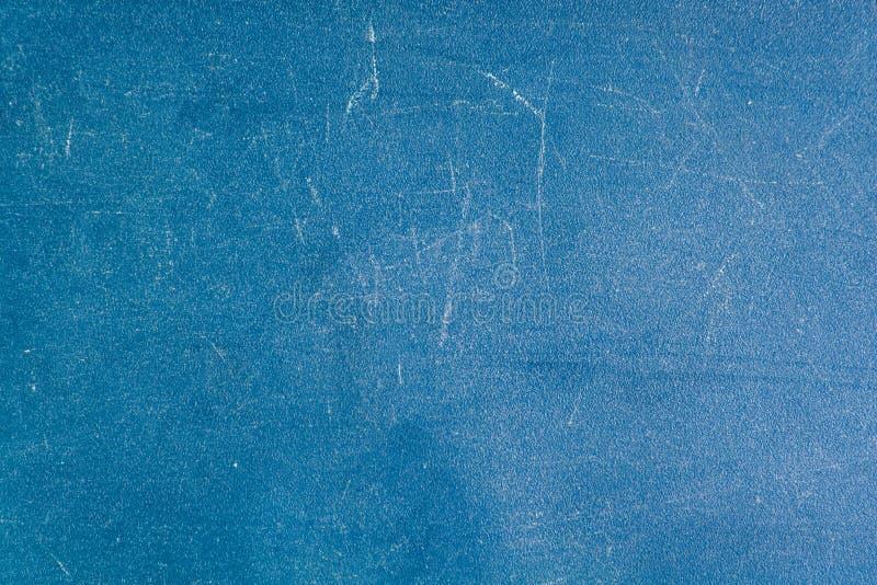 Textura Plástica Azul Foto de archivo
