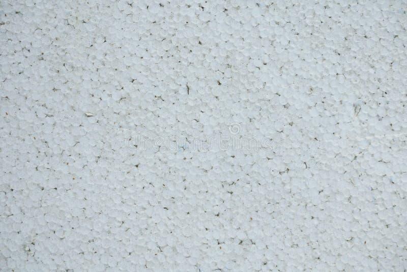Textura plástica de la espuma para el fondo foto de archivo libre de regalías