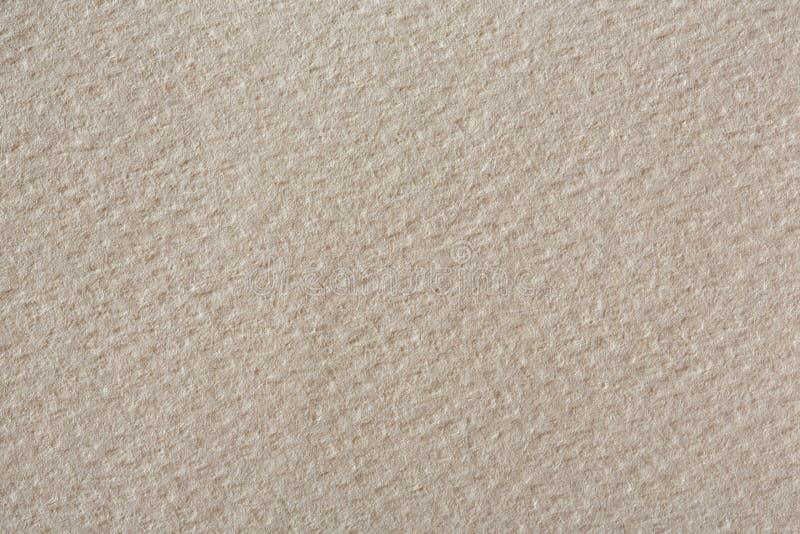 Textura poner crema del papel hecho a mano imágenes de archivo libres de regalías