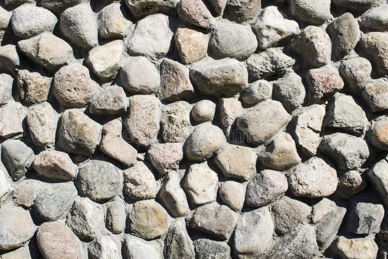 Textura presentada de piedra fotos de archivo libres de regalías