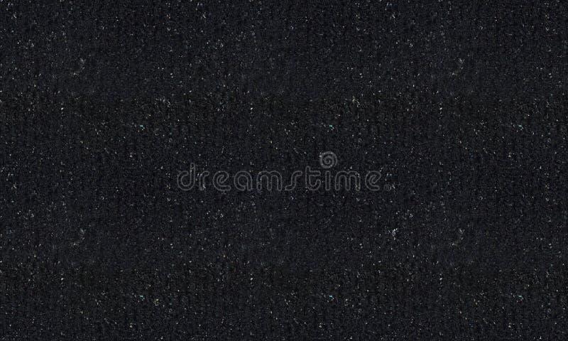 Textura preta do tapete imagem de stock royalty free