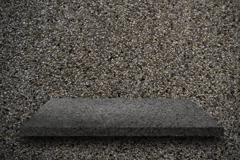Textura preta e groung preto foto de stock