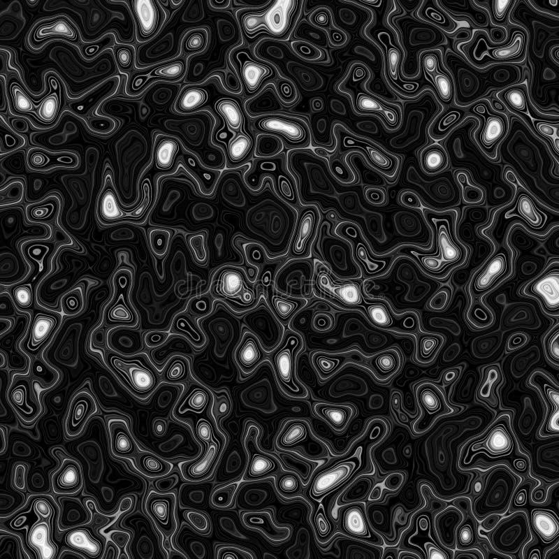 Textura preto e branco do fundo abstrato fotografia de stock