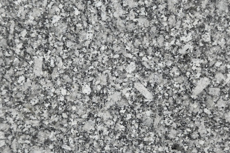 Textura preto e branco lustrada do granito fotos de stock royalty free