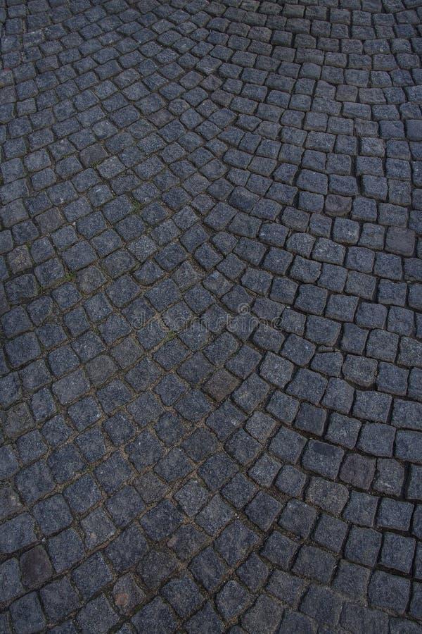 Textura quadrada da foto do fundo Pavimento - um fundo textured perfeito imagens de stock royalty free
