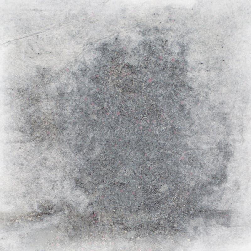 Textura quadrada do Grayscale. Teste padrão vazio do grunge. imagens de stock