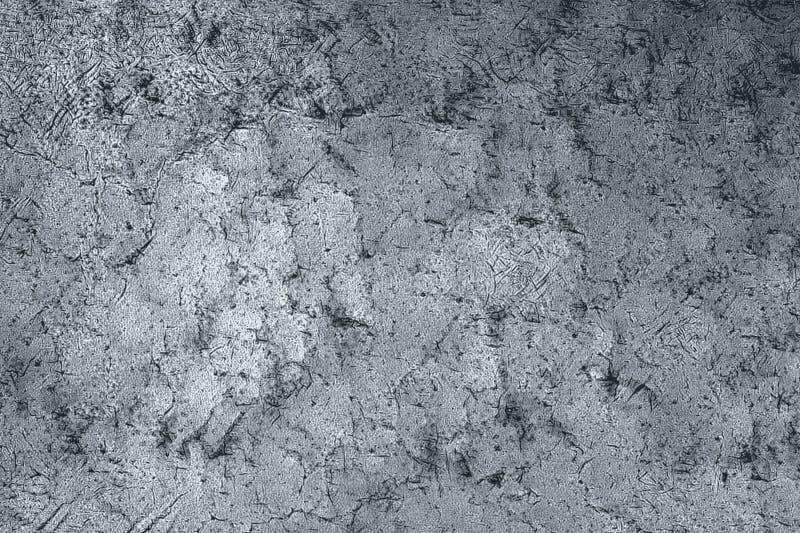 Textura que pica de un piso rasguñado sucio del metal libre illustration