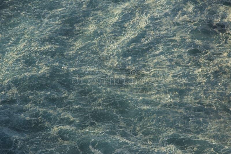 Textura quebrada de la onda imagen de archivo