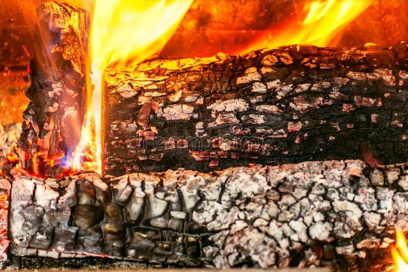 Textura quemada de madera, fondo abstracto foto de archivo