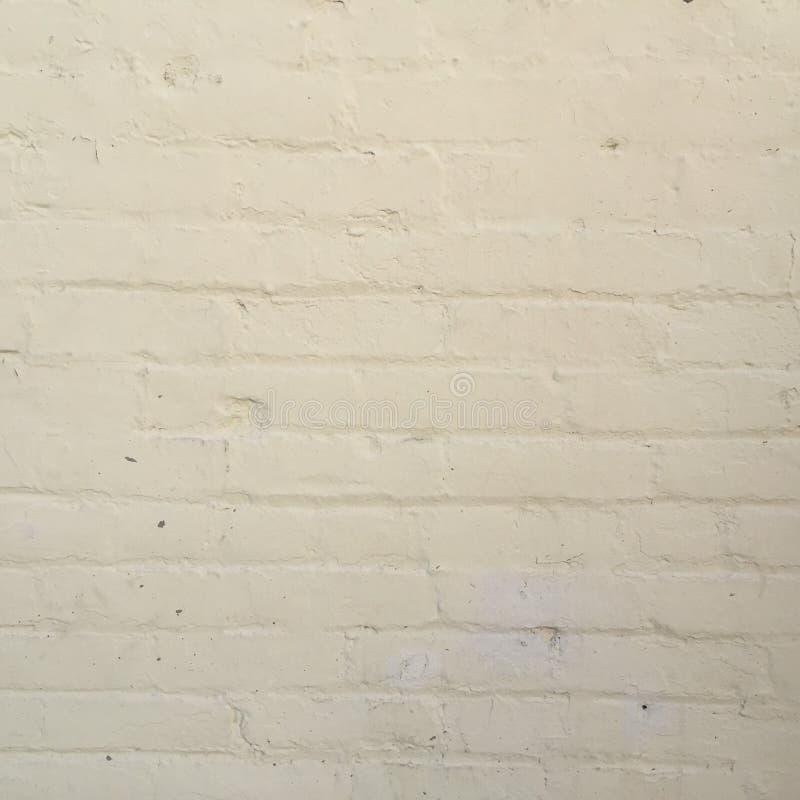 Textura rústica branca suja do fundo da parede de tijolo imagens de stock royalty free