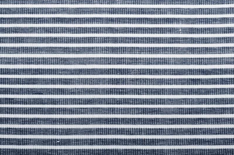 Textura rayada de la tela imagen de archivo libre de regalías